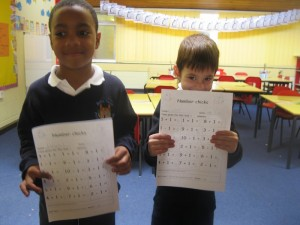 Ishmael and Llukan answered all their questions correctly